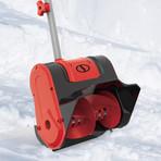 Snow Joe // Cordless Snow Shovel Kit // Red