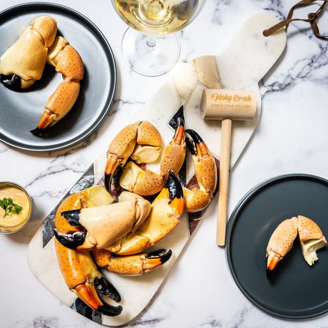 Stone Crab Large Claws (4 Servings // 6 lb)