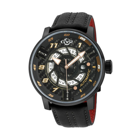 GV2 Motorcycle Swiss Automatic // 1316