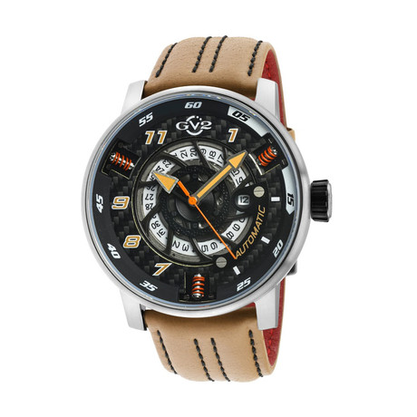 GV2 Motorcycle Swiss Automatic // 1311