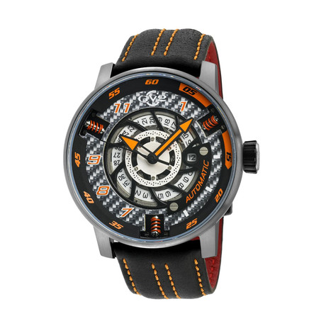 GV2 Motorcycle Swiss Automatic // 1312