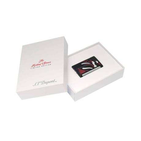 S.T. Dupont Rolling Stones LE Black Minijet Lighter II
