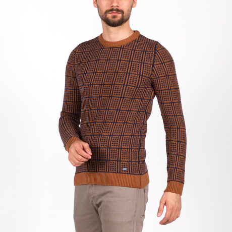 Isai Sweater // Camel (S)