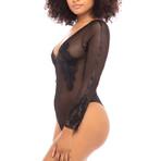 Liliana Bodysuit // Black (Small)