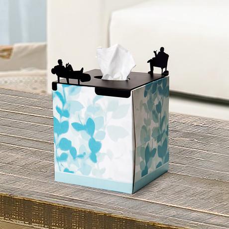 In Treatment // Small Tissue Box Cover