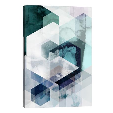 """Graphic CLXV // Mareike Böhmer (26""""W x 40""""H x 1.5""""D)"""