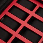 Memento Mori // 10 Piece Watch Box (Black)