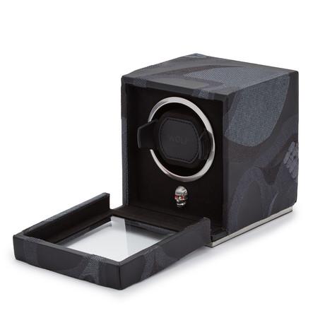 Memento Mori // Cub Watch Winder (Black)