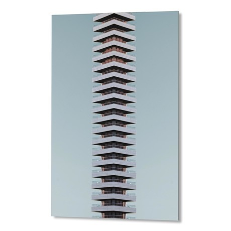 """Tower of power (16""""W x 24""""H x 1.5""""D)"""