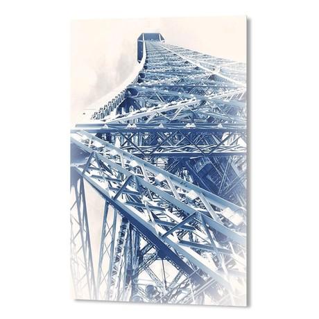 "Tour Eiffel (Eiffel Tower) // GEN Z (16""W x 24""H x 1.5""D)"