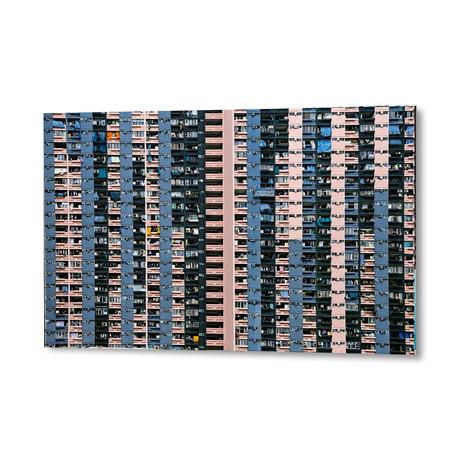 "Urban Abstract (16""W x 24""H x 1.5""D)"