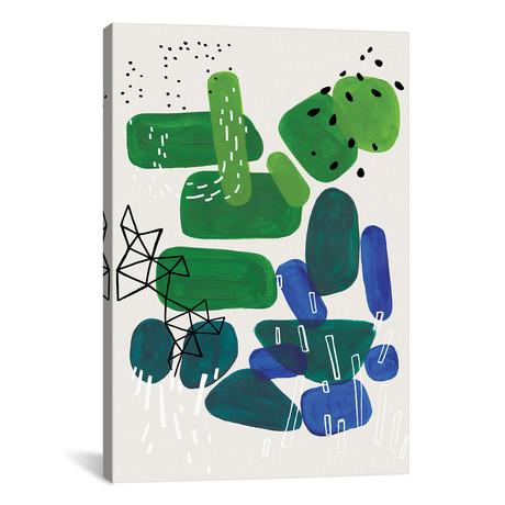 """Algae Bloom // EnShape (26""""W x 40""""H x 1.5""""D)"""