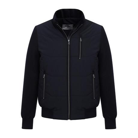 Milan Down Jacket // Black (56)