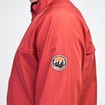 Mountain Explorer Jacket // Orange (Small)