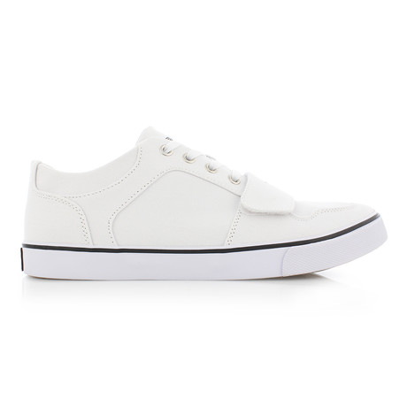 Cesario Canvas // White (US: 7)