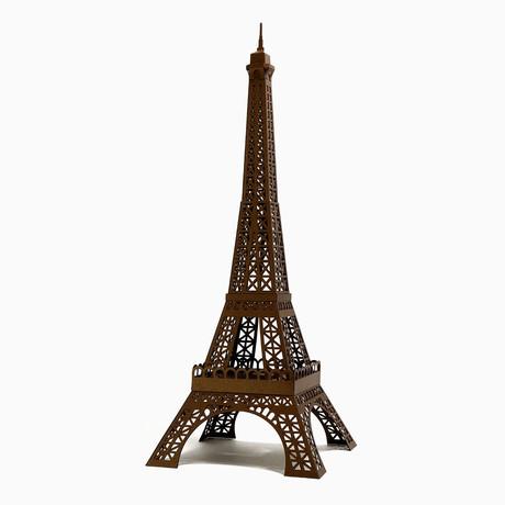 Eiffel Tower // Bronze