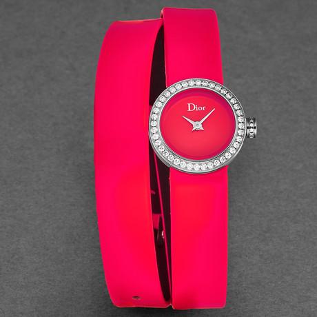 Dior Ladies La De Dior Quartz // CD040110A021
