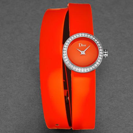 Dior Ladies La De Dior Quartz // CD040110A022 // New