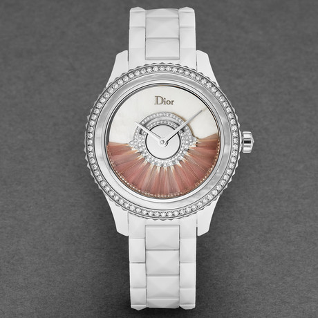 Dior Ladies VII Grand Bal Automatic // CD124BE4C003 // New