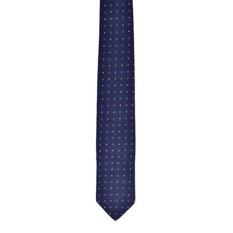 Gabardine Fancy Tie (Light Blue)