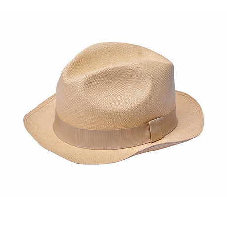 Panama Brisa Hat // Beige (IT 56 // US 7)