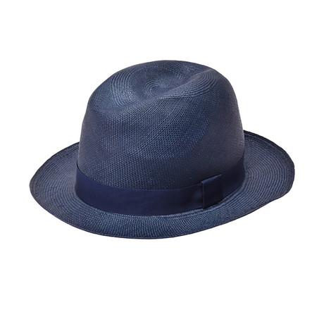 Panama Brisa Hat // Blue (IT 57 // US 7 1/8)