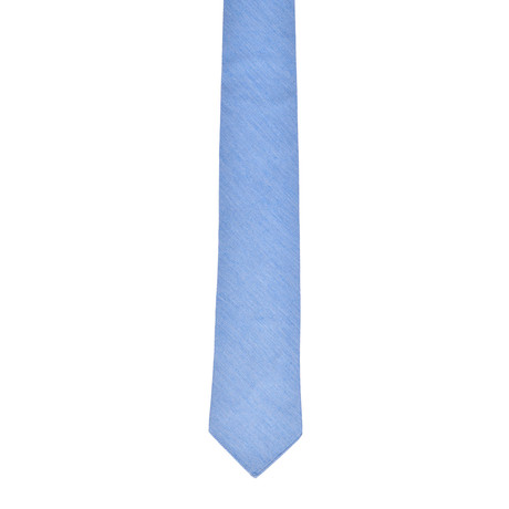 Gabardine Solid Tie (Light Green)