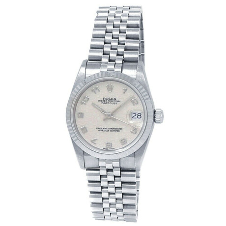 Rolex Datejust Automatic // 68279 // W Serial // Pre-Owned