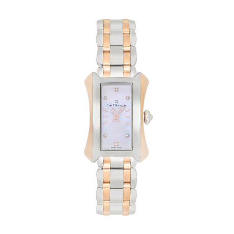 Carl F. Bucherer Ladies Alacria Princess Quartz // 00.10703.07.77.21 // Store Display