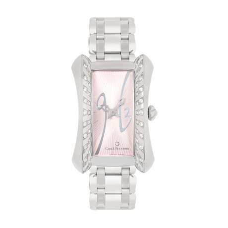 Carl F. Bucherer Ladies Alacria Diamond Quartz // 00.10705.08.92.31 // Store Display