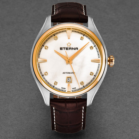 Eterna Avant Garde Automatic // 2945.53.66.1260 // New