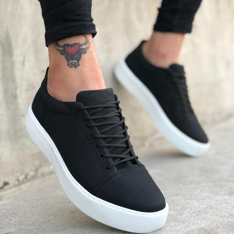 Gordon Casual Shoes // Black (Euro: 39)