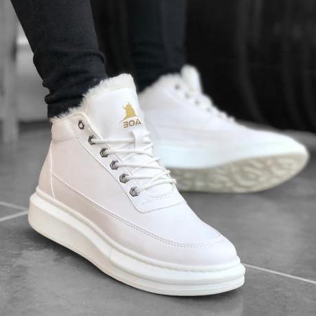 Neo Sneakers // White (Euro: 39)