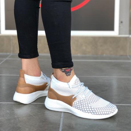 Carlos Sneakers // White (Euro: 39)