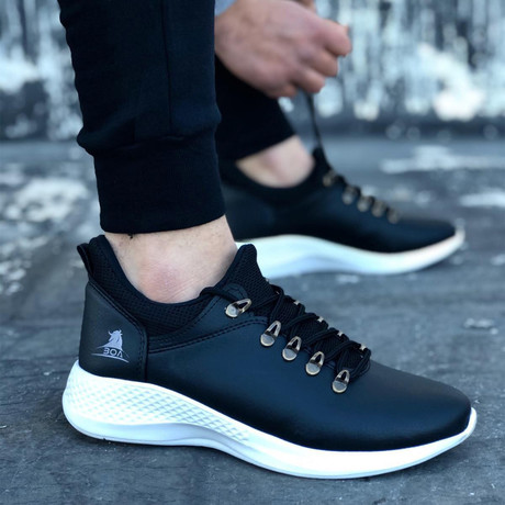 Theo Casual Shoes // Black (Euro: 39)