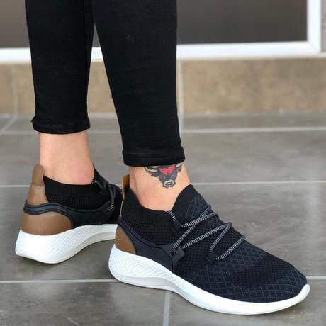 Ryder Sneakers // Black (Euro: 39)