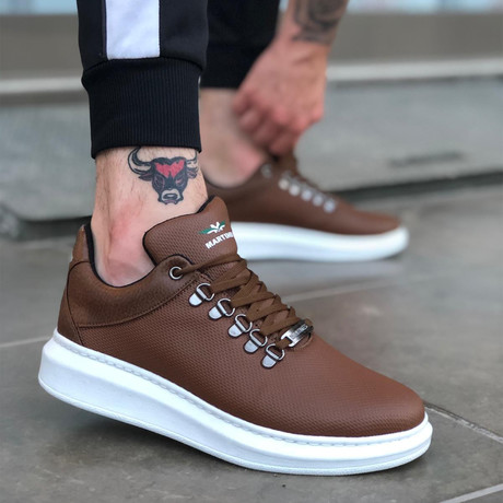 Tyson Casual Shoes // Tobacco (Euro: 39)