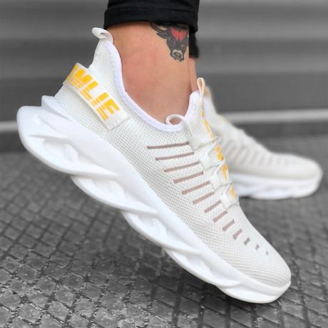 Finn Casual Shoes // White (Euro: 39)