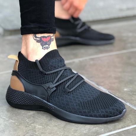 Steele Sneakers // Black (Euro: 39)