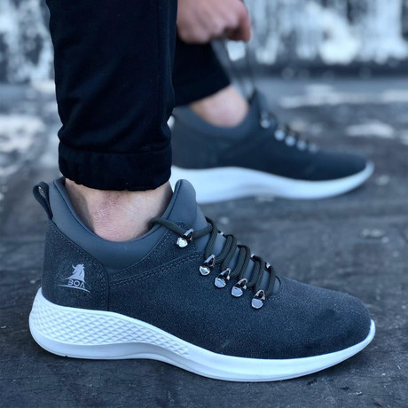Darby Casual Shoes // Dark Gray (Euro: 39)