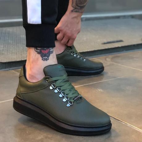 Zane Casual Shoes // Green (Euro: 39)