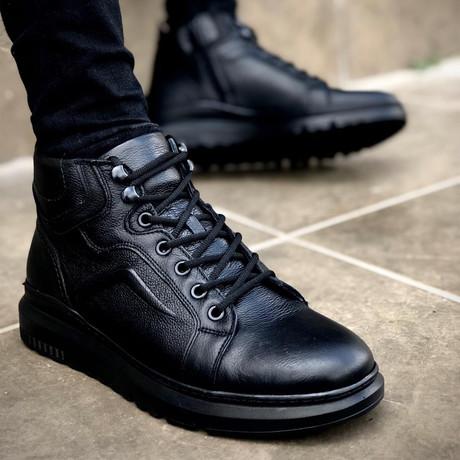 Jax Sneakers // Black (Euro: 39)