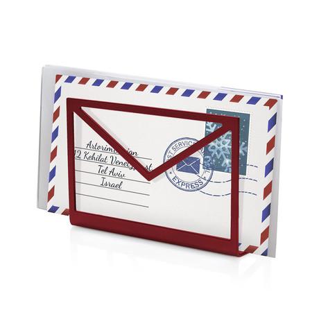 Inbox // Paperwork + Mail Holder