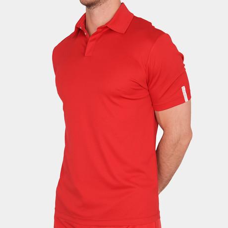 Presidio Polo // Red (Small)
