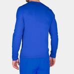 Jean Round Neck T-Shirt // Mykonos (Small)