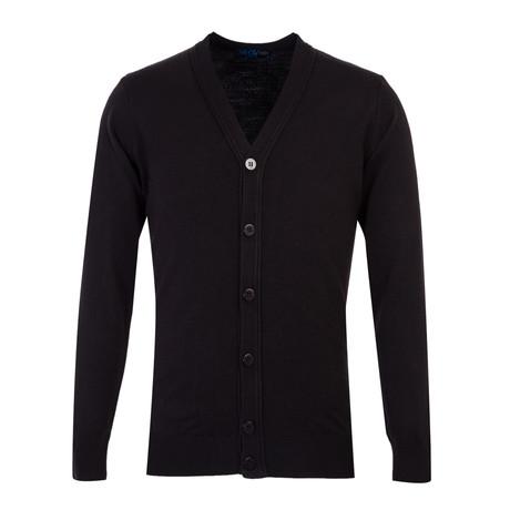 John Sweater // Black (Small)