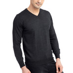 Anthony Sweater // Anthracite (Small)