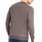 Siena Sweater // Vision (Small)