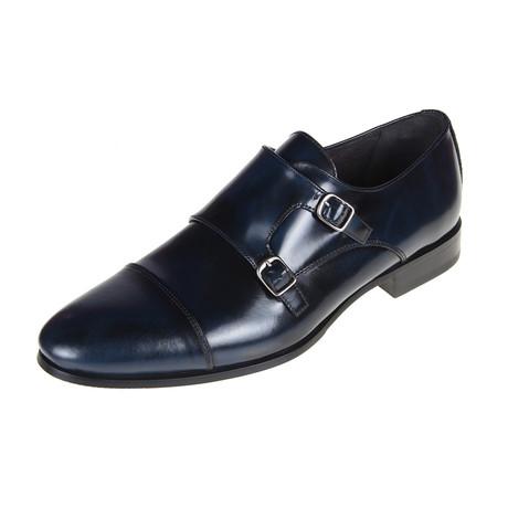 Oxford Marino Shoe // Navy (Euro: 40)