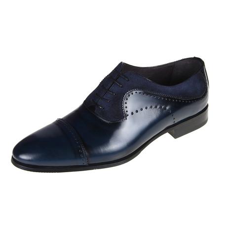 Oxford Shoe // Navy (Euro: 40)